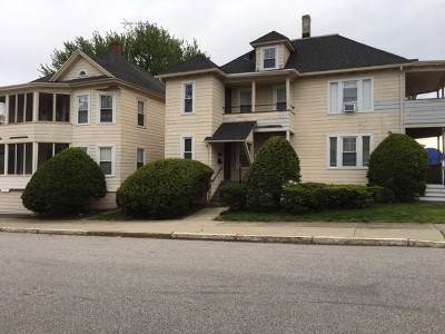 Manchester Multi Family Home For Sale: 408-410 Kelley Street
