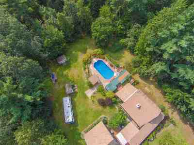 Windham Single Family Home For Sale: 52 Castle Hill Road