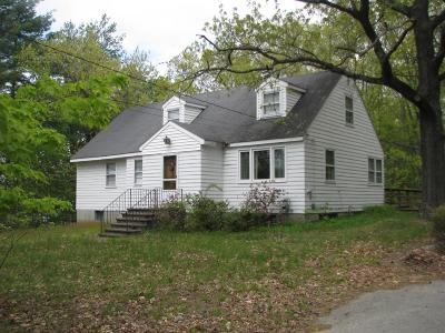 Nashua Single Family Home For Sale: 36 Fifield Street