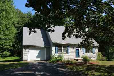 South Berwick Single Family Home Active Under Contract: 40 Beaver Dam Road