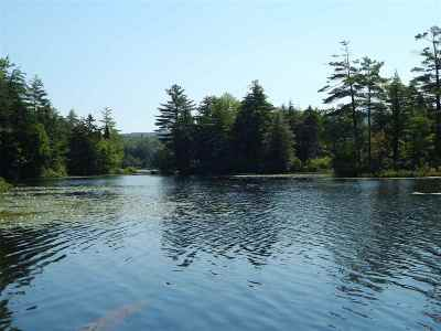 Sanbornton Residential Lots & Land For Sale: Lot 2 Hermit Lake Road