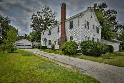 Manchester Multi Family Home Active Under Contract: 315 Young Street