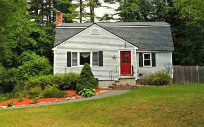 Salem Single Family Home Active Under Contract: 13 Tammy Street