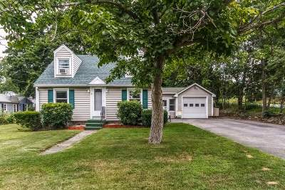 Salem Single Family Home Active Under Contract: 17 Ann Avenue