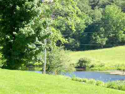 Poultney Residential Lots & Land Active Under Contract: East Road