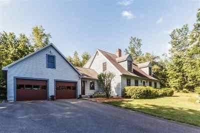 New Boston Single Family Home For Sale: 203 Lull Road