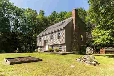 Kingston Single Family Home Active Under Contract: 10 Colby Road