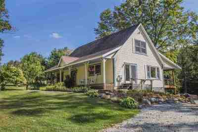 Wallingford Single Family Home For Sale: 798 Haven Hill Road