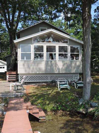 Poultney Single Family Home For Sale: 80 Peninsula Drive