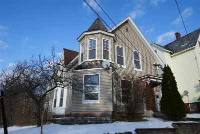 Manchester Multi Family Home For Sale: 468 Merrimack Street