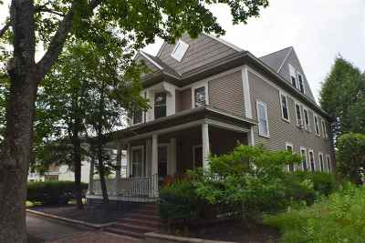 Manchester Multi Family Home For Sale: 440 Coolidge Avenue
