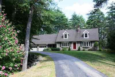 South Berwick Single Family Home Active Under Contract: 10 Quarry Drive