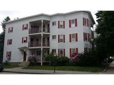 Manchester Multi Family Home For Sale: 249 Union Street