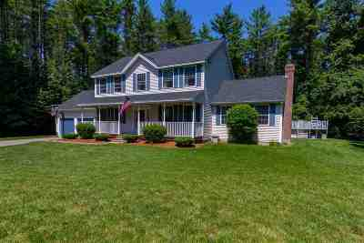 Milford Single Family Home For Sale: 6 Stonewall Drive