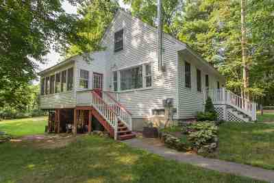 Raymond Single Family Home Active Under Contract: 4 Stonepost Circle