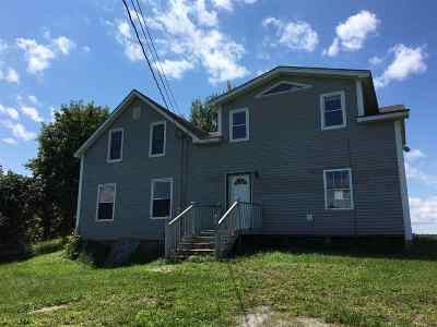 Swanton Single Family Home For Sale: 80 Middle Road
