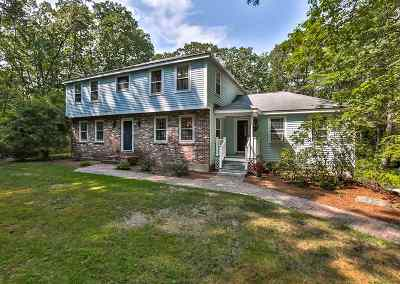 Amherst Single Family Home For Sale: 17 Blueberry Hill Road