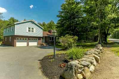 Barrington Single Family Home Active Under Contract: 210 Stagecoach Road
