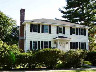 Manchester Single Family Home For Sale: 54 Readey Street