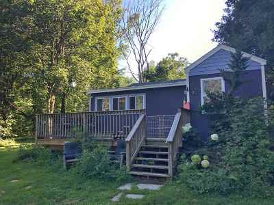 Colchester Single Family Home For Sale: 49 Rail Road