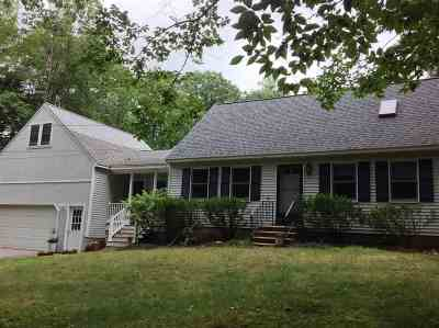 Weare Single Family Home For Sale: 51 Bogue Road