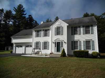 Merrimack Single Family Home For Sale: 3 Jessica Drive