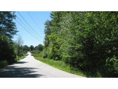Rutland, Rutland City Residential Lots & Land For Sale: Lot #52 Marolin Acres