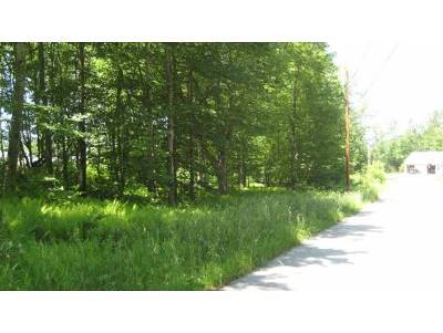 Rutland, Rutland City Residential Lots & Land For Sale: Lot #34 Marolin Acres