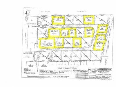 Rutland, Rutland City Residential Lots & Land For Sale: Lot #41 Marolin Acres