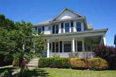 Rutland City VT Single Family Home For Sale: $166,900