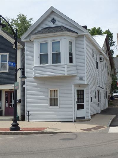 Newmarket Multi Family Home Active Under Contract: 88 Main Street
