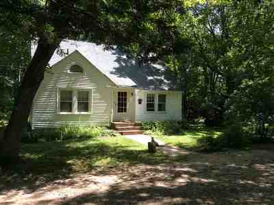 Sanbornton Single Family Home Active Under Contract: 100 Brook Road