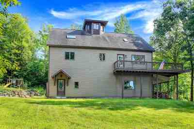 Campton Single Family Home For Sale: 76 Stickney Road