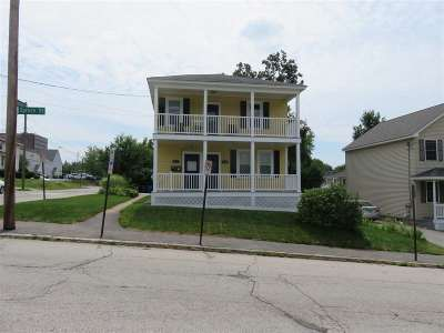 Manchester Multi Family Home For Sale: 519-521 Spruce Street