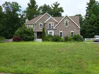 Litchfield Single Family Home Active Under Contract: 22 Moose Hollow Road