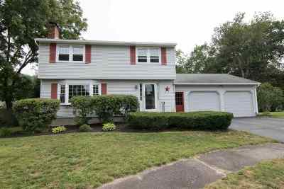 Nashua Single Family Home For Sale: 15 Melrose Street