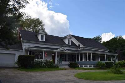 Morristown Single Family Home For Sale: 453 Jersey Heights