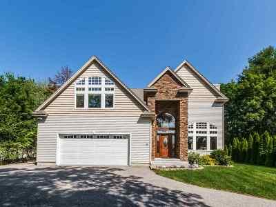 Hooksett Single Family Home For Sale: 12 Rae Brook Road