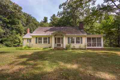 Dover Single Family Home For Sale: 146 Dover Point Road