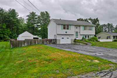 Goffstown Single Family Home For Sale: 6 Cushing Road