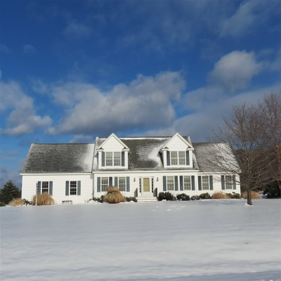 Stratham Single Family Home For Sale: 5 Mason Drive