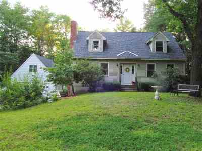 Bow Single Family Home For Sale: 30 Bela View Drive