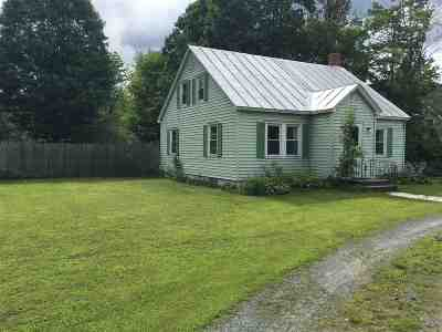 Woodstock Single Family Home For Sale: 1613 West Woodstock Road
