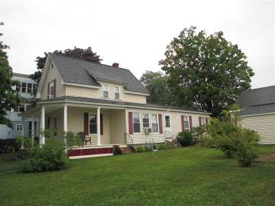 Manchester Single Family Home For Sale: 611 Howe Street