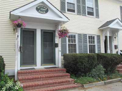 Exeter Condo/Townhouse For Sale: 34 Franklin Street