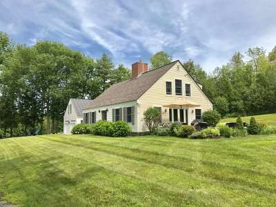 Hanover Single Family Home For Sale: 2 Goodfellow Road