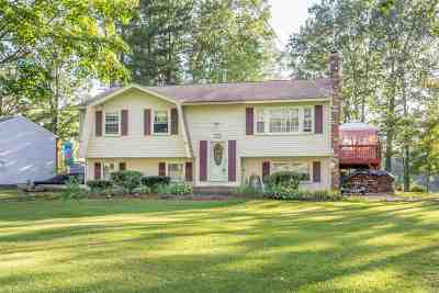Hudson Single Family Home For Sale: 8 Watersedge Drive