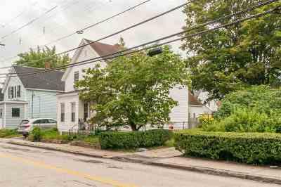 Nashua Single Family Home For Sale: 113 Pine Street