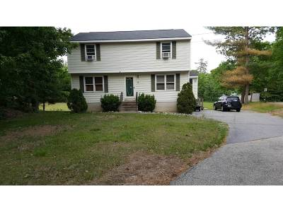 Manchester Single Family Home For Sale: 76 Gosselin Road