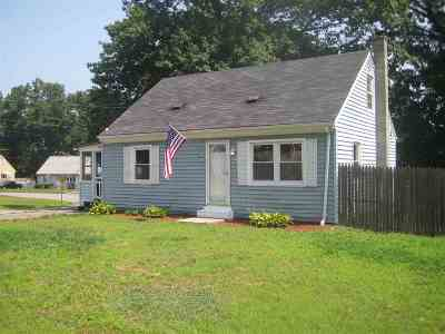 Nashua Single Family Home Active Under Contract: 28 Alpine Street